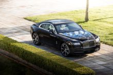 Rolls-Royce y leyendas de la música británica se alían para crear ediciones especiales del Wraith