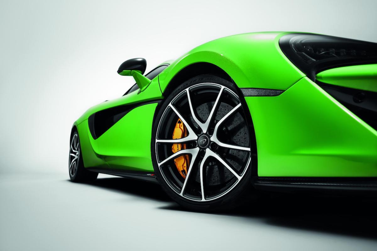 McLaren accesorios