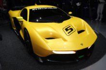 Pininfarina y Mahindra unen fuerzas creando Automobili Pininfarina