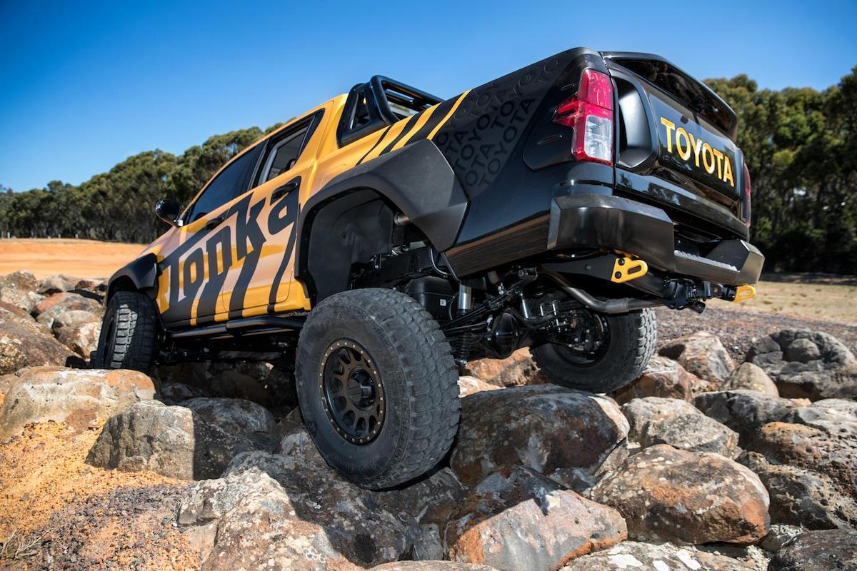 Toyota Tonka Concept