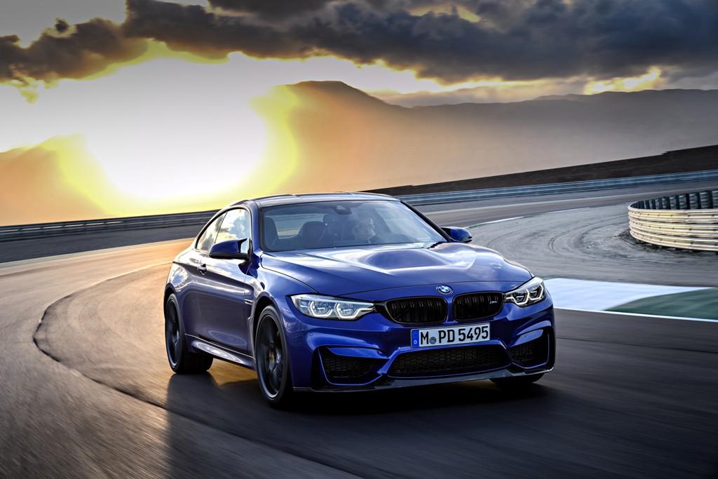 Así es el nuevo BMW M4 CS, otra bestia de los circuitos pero también apta para el día a día
