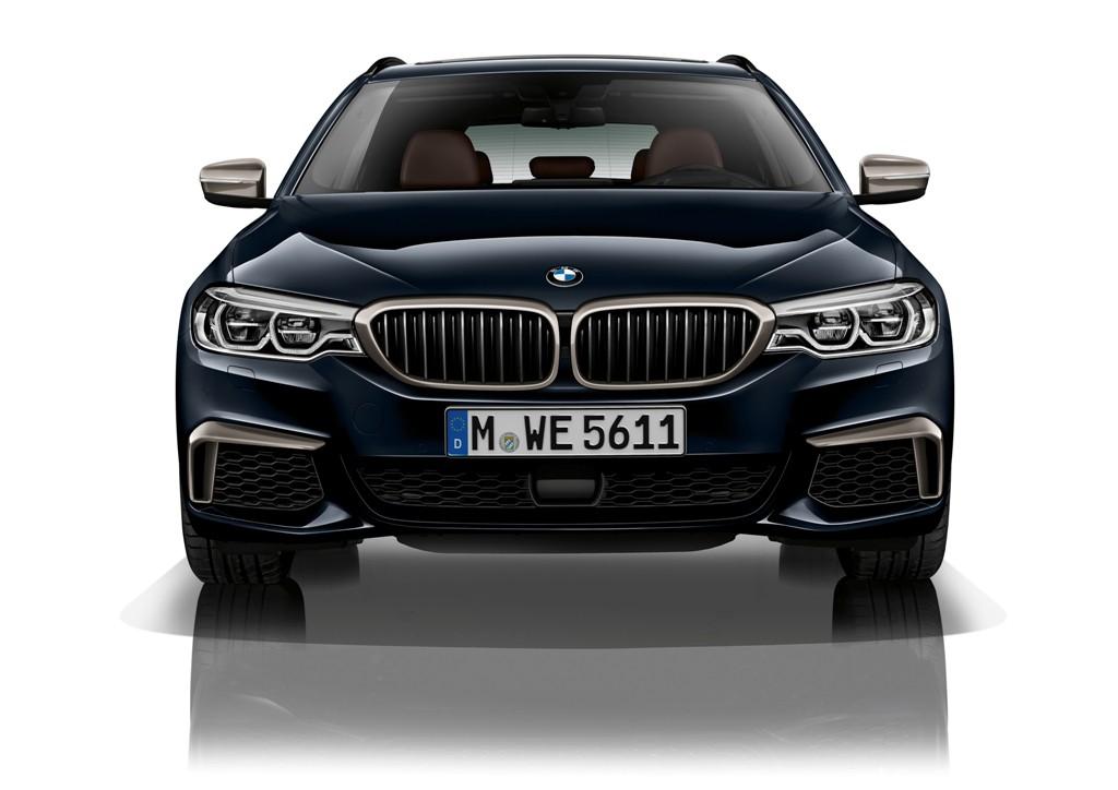 BMW M550d xDrive, llega el diésel más potente de la Serie 5