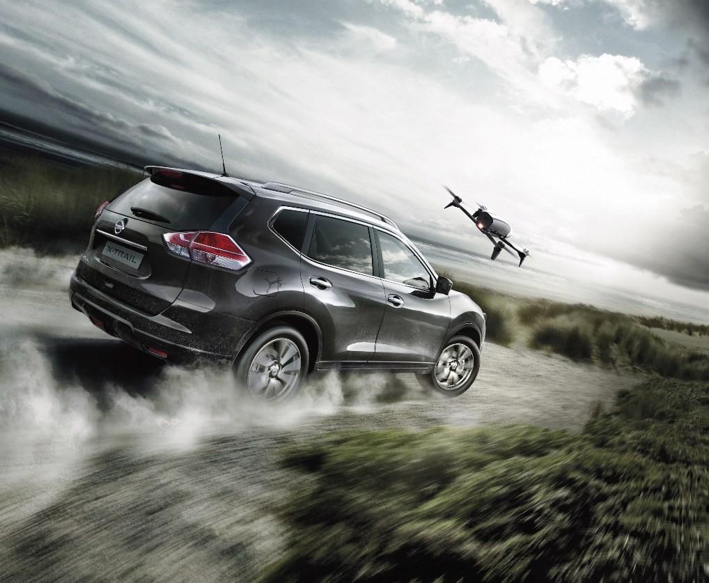 Nissan X-Trail X-Scape, para vivir tus aventuras de una manera diferente