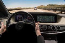 El Mercedes Clase S incorpora nuevos sistemas de asistencia a la conducción