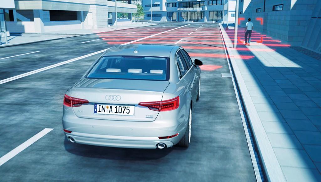 Audi ensaya con realidad virtual situaciones críticas para los vehículos autónomos