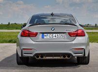 """El BMW M4 CS también disponible en nuevo color llamado """"Lime Rock Grey Metallic"""""""