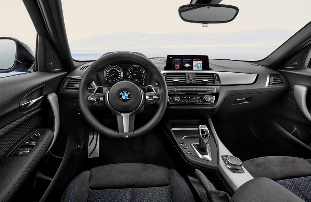El BMW Serie 1 2017 se actualiza con más tecnología y pequeños cambios exteriores
