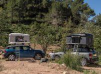 Vete de acampada con tu Mini Countryman y duerme sobre su techo