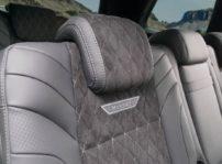 Mansory estampa su sello en el Mercedes-AMG GLS 63