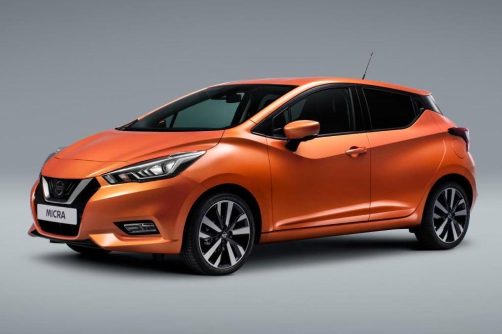 El nuevo Nissan Micra completa su gama con un motor de 1.0 L y 70 CV