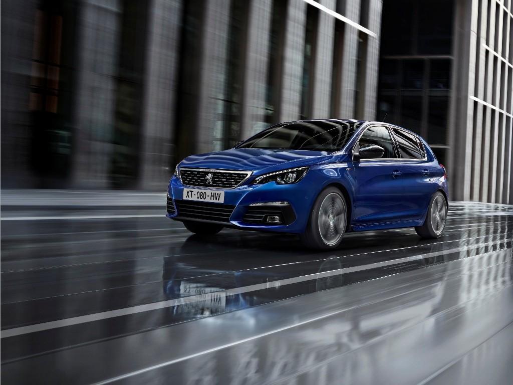 El Peugeot 308 se actualiza estética y mecánicamente