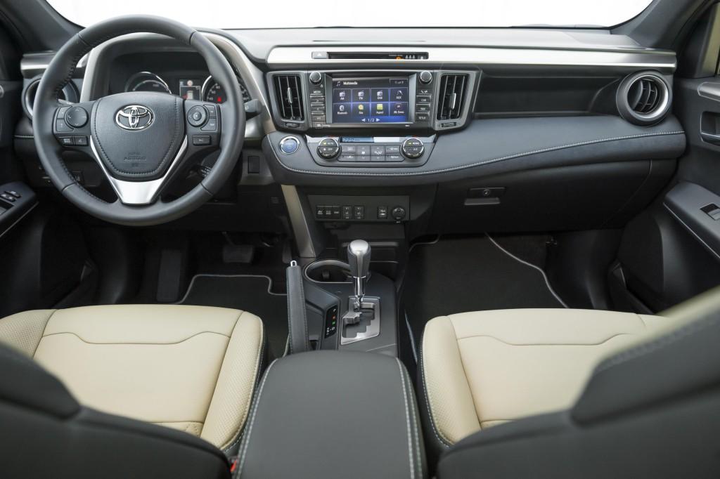 Toyota RAV4 hybrid Feel! Edition (12)