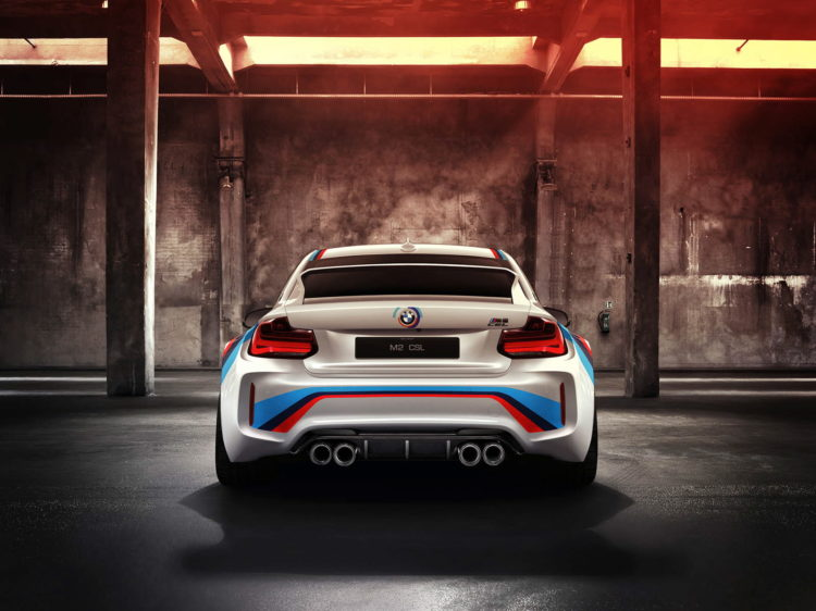 BMW M2 versiones