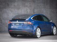El Tesla Model X recibe una dosis de deportividad gracias a FAB Design