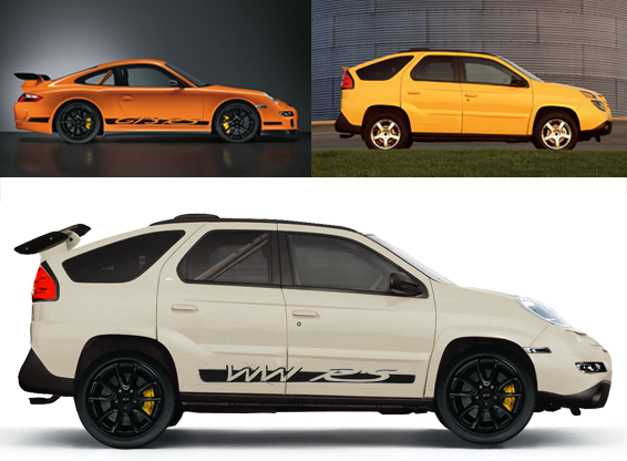 Mash up coches