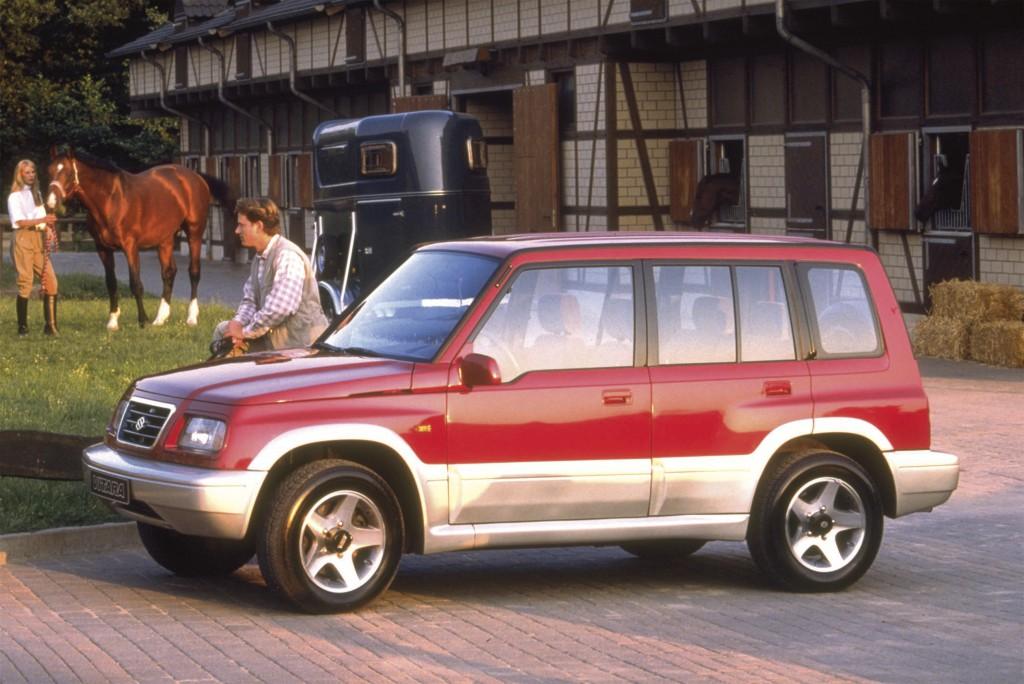Suzuki Vitara Long_1997