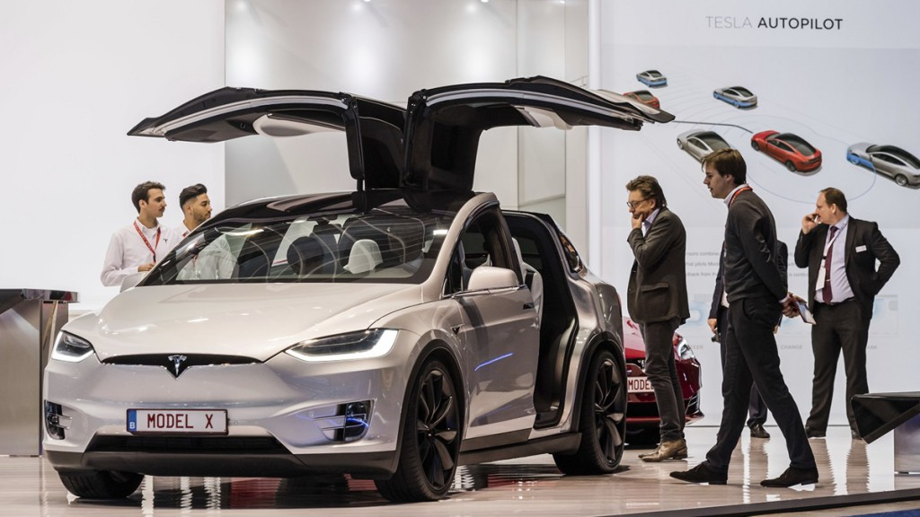 Belgium Motor Show