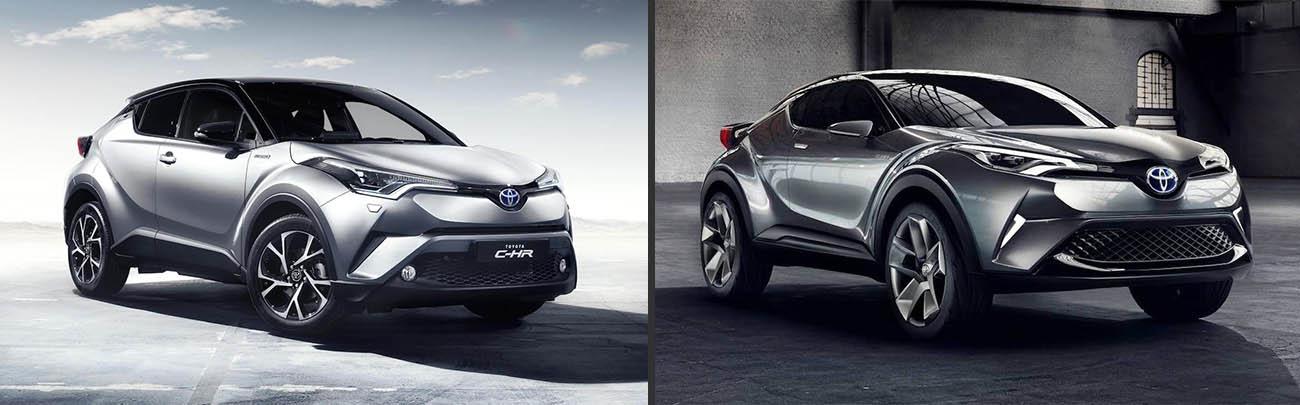 Secretos del Toyota C-HR