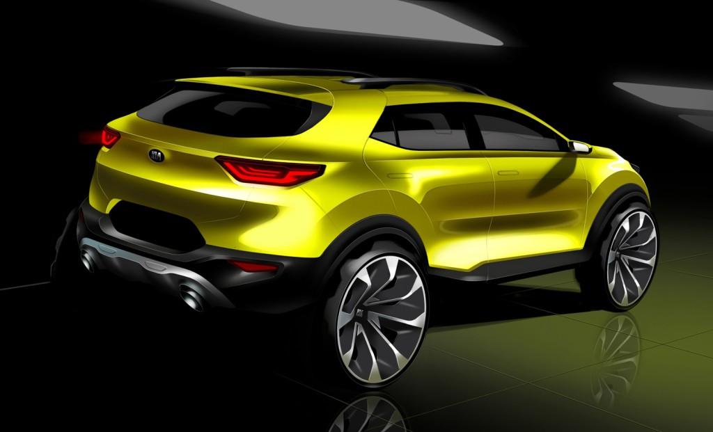 KIA Stonic, el futuro SUV de la marca coreana que llegará a finales del 2017