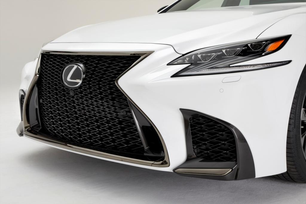 Lexus LS 500h F Sport: la berlina híbrida con carácter deportivo