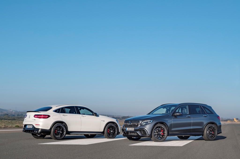 El Mercedes-Benz Clase E Cabriolet y los Mercedes-AMG GLC ya están disponibles para su pedido, y llegan con ediciones especiales