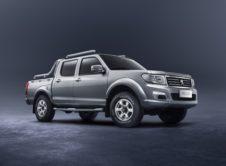 Así es la nueva Peugeot Pick-Up, un modelo destinado al continente africano