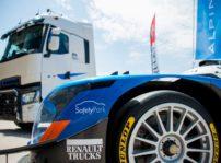 El Renault T High Edition rinde homenaje al Team Alpine con una serie especial