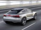 El próximo Audi e-tron Sportback Concept cazado en Hamburgo en video