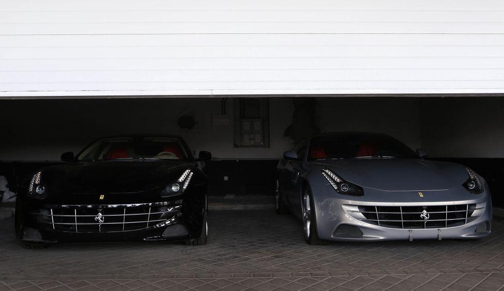 Subasta Ferrari rey