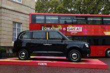 El nuevo taxi eléctrico de Londres podrá verse en Goodwood este fin de semana