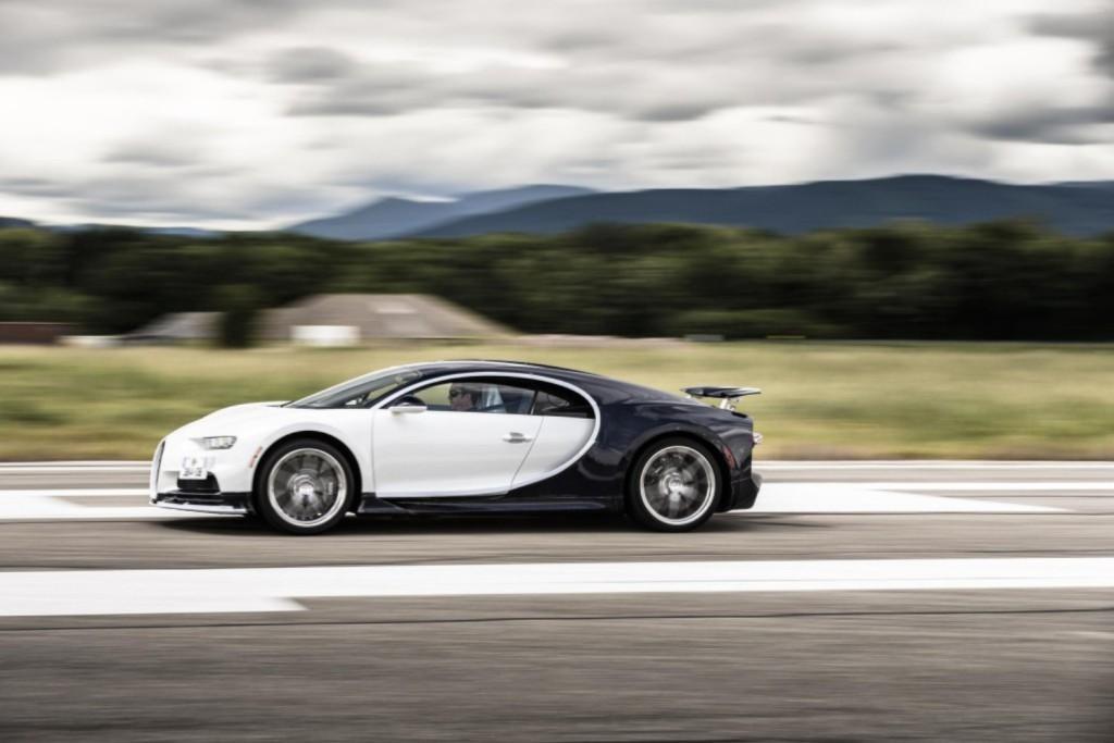 La mecánica eléctrica para el sucesor del Bugatti Chiron está más cerca que nunca