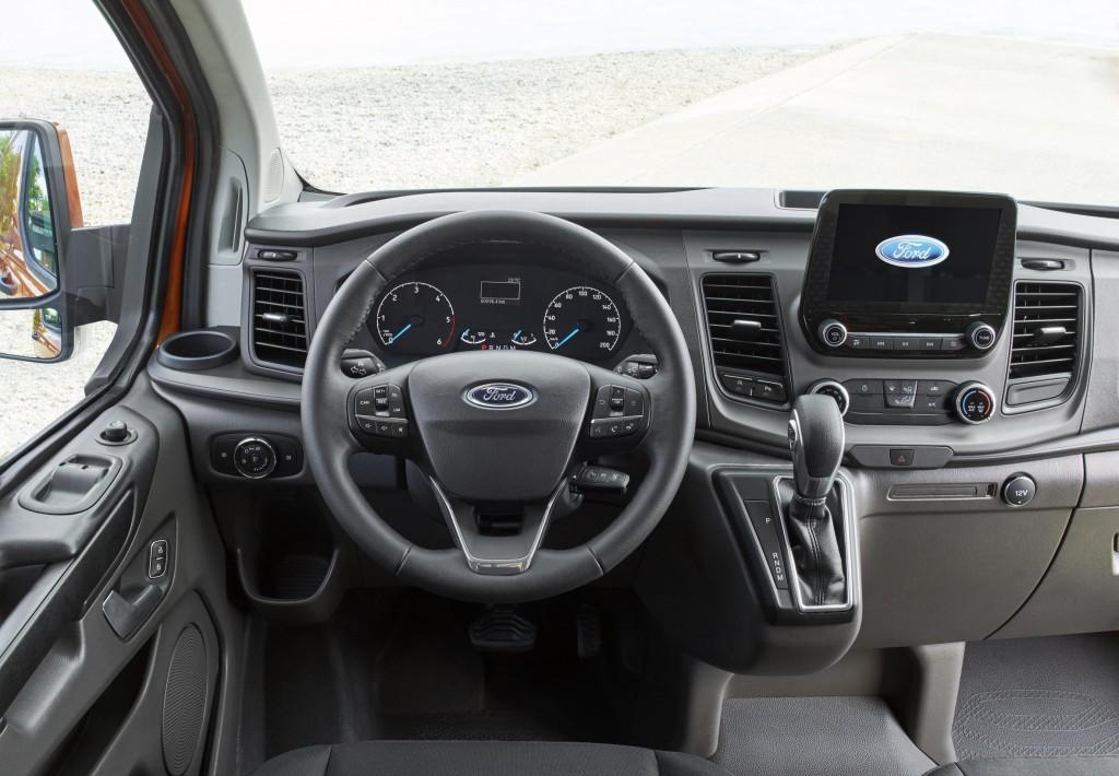 Ford Transit Custom (6)