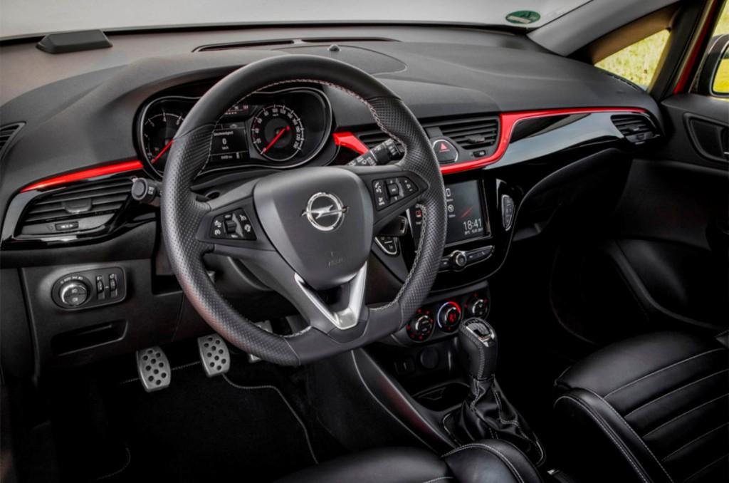 Opel Corsa S, una nueva versión con un carácter deportivo