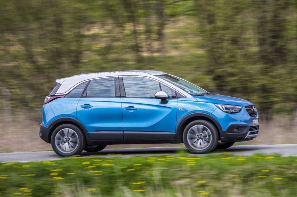 La versión nueva Ultimate se añade mas lujo y exclusividad al Opel Crossland X y al Mokka X