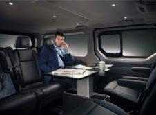 Renault Trafic SpaceClass, para familias o empresas que buscan un mayor lujo y refinamiento