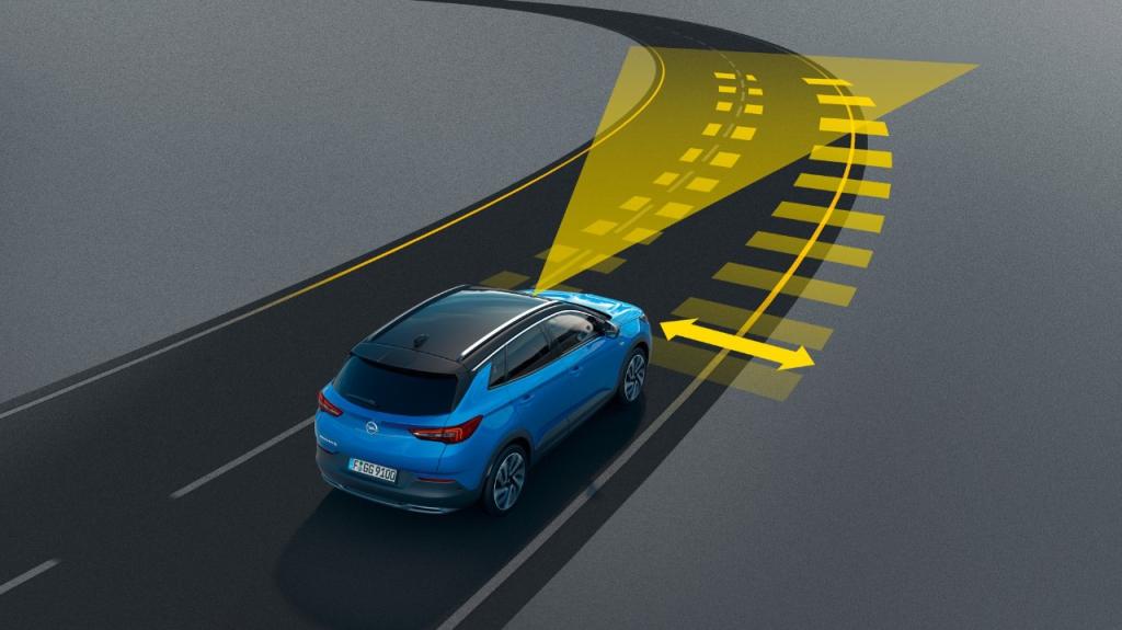 Sistemas de seguridad en el Opel Grandland X_6
