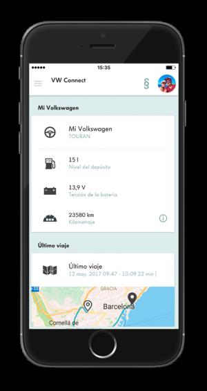 Ya se encuentra disponible el nuevo asistente virtual Volkswagen Connect