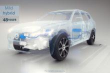 Llegan los coches Mild hybrid: híbridos que no lo son