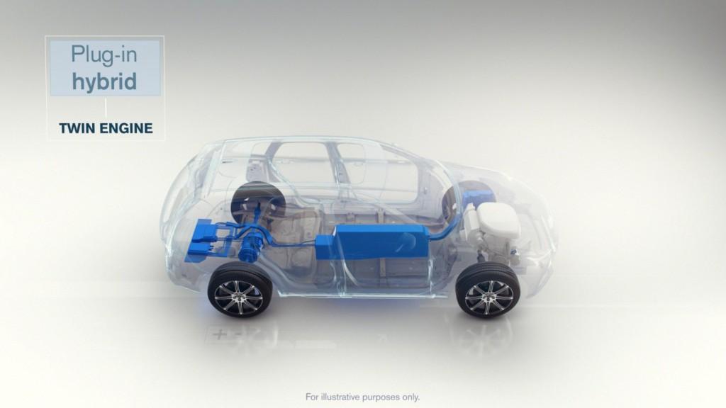 Volvo anuncia que todos sus modelos serán eléctricos a partir de 2019