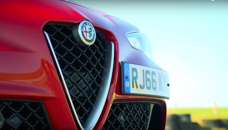 Alfa Romeo Giulia Quadrifoglio fallo mecánico