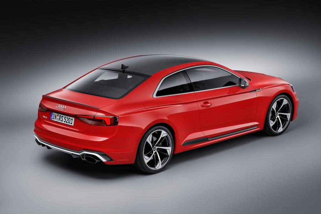 Audi RS tracción trasera