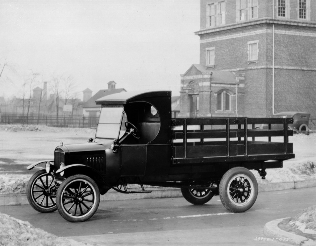 One Hundred Years Ago Today – Ford Launched the Pioneering Mod