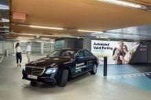 Bosch y Daimler hacen realidad el aparcamiento automático en Stuttgart