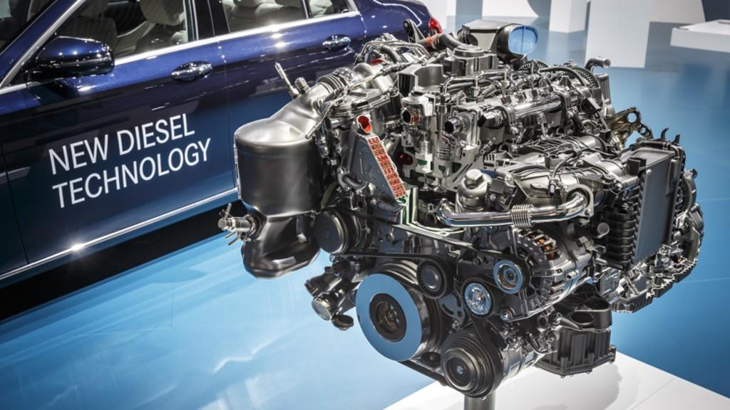 nuevo motor disele mercedes OM 654