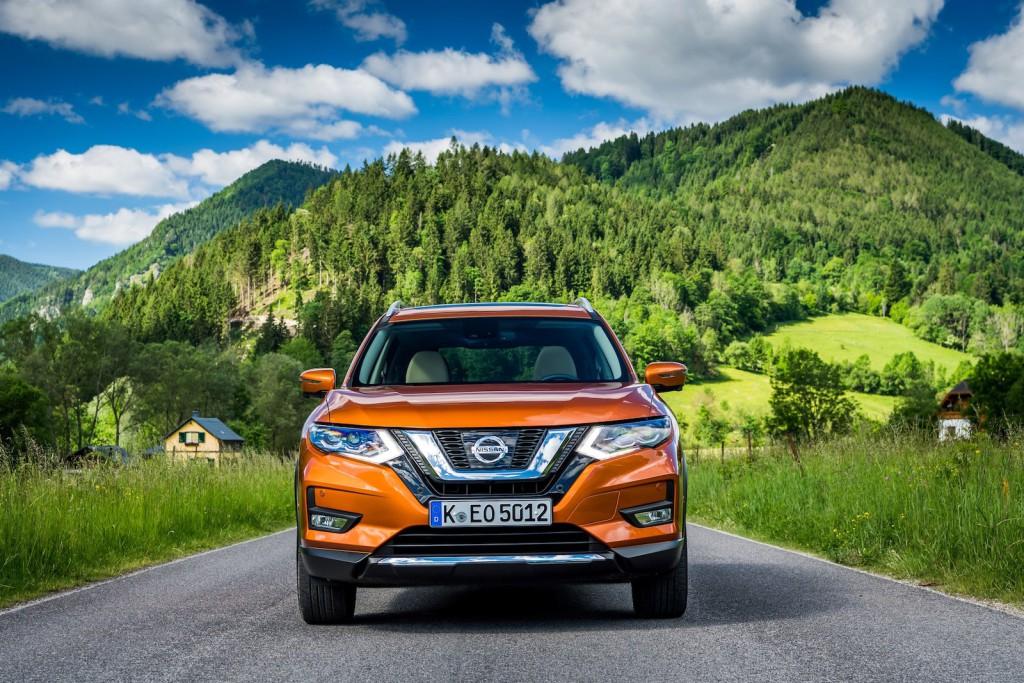 Nuevo Nissan X-Trail