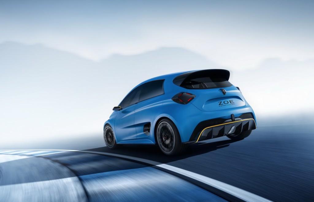 El Renault ZOE RS e-Sport podría estar muy cerca de llegar a la producción