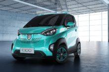 Descubre el Baojun E100, el coche eléctrico más barato del mercado… chino