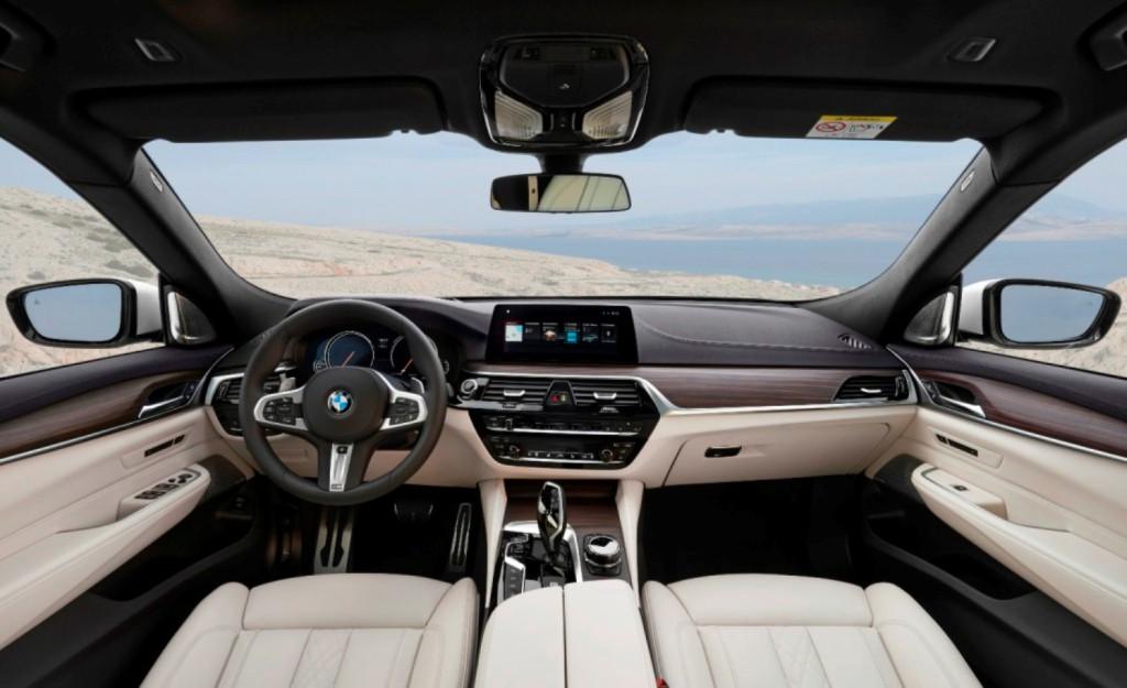 BMW descubre los precios para España del nuevo Serie 6 Gran Turismo
