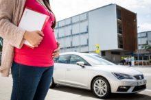 Cinco consejos para conducir si estás embarazada
