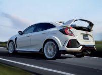 El nuevo Honda Civic Type R recibe accesorios estéticos para hacerlo aun más atractivo